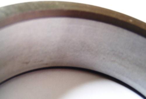 Матовая поверхность подштпника